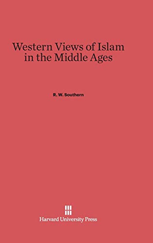 9780674435650: Western Views of Islam in the Middle Ages