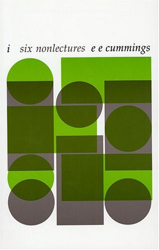 9780674440005: I: Six Nonlectures