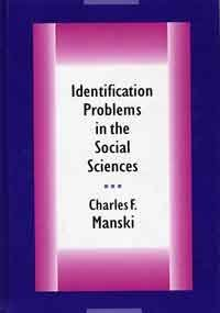 9780674442832: Identification Problems in the Social Sciences
