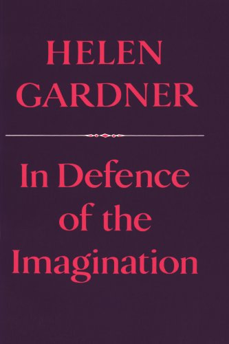 9780674445406: In Defence of the Imagination (The Charles Eliot Norton Lectures)