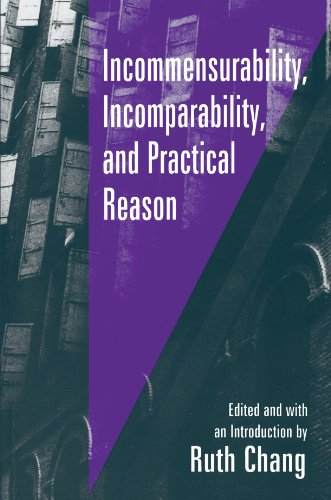 9780674447561: Incommensurability, Incomparability, and Practical Reason