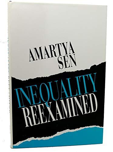 9780674452558: Inequality Reexaminded (Na)
