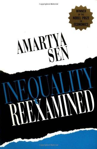 9780674452565: Inequality Reexamined