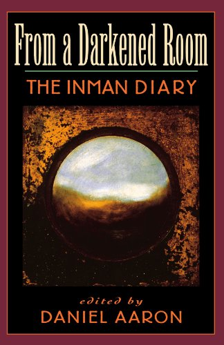 9780674454439: From a Darkened Room: The Inman Diary
