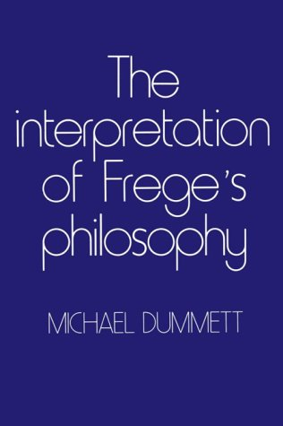9780674459762: The Interpretation of Frege′s Philosophy (Paper)