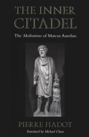 9780674461710: The Inner Citadel: The Meditations of Marcus Aurelius
