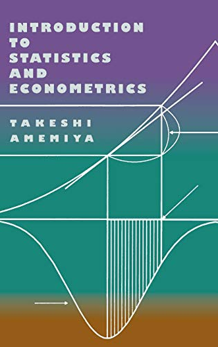 9780674462250: Introduction to Statistics and Econometrics