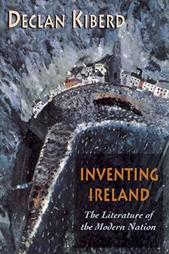 9780674463646: Inventing Ireland (Convergences: Inventories of the Present)