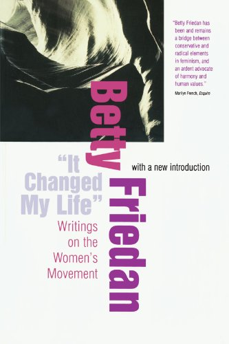9780674468856: It Changed My Life: Writings on the Women's Movement