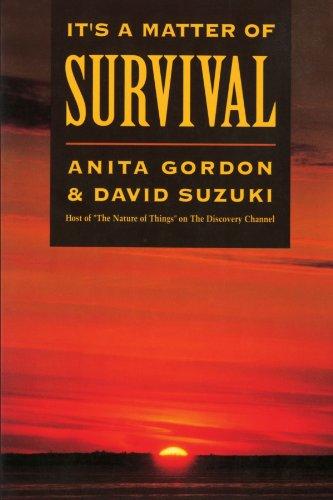 9780674469716: It's a Matter of Survival