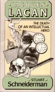 9780674471160: Jacques Lacan: The Death of an Intellectual Hero