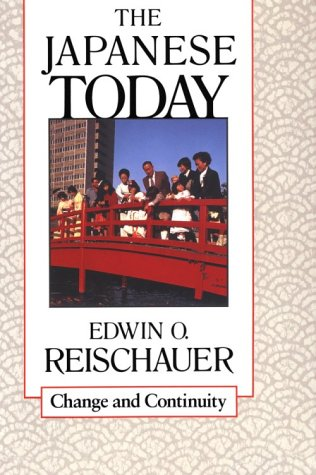 9780674471818: The Japanese Today: Change and Continuity