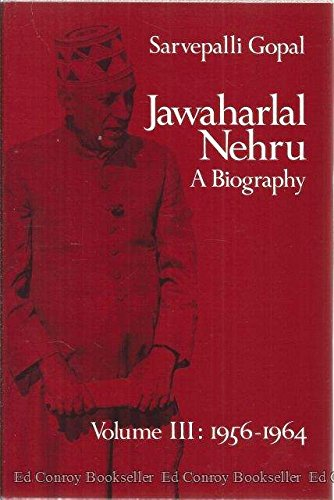 9780674473102: Jawaharlal Nehru: A Biography, Volume 1: 1889-1947