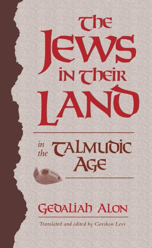 9780674474956: The Jews in their Land in the Talmudic Age