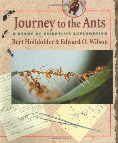 9780674485259: Journey to the Ants: A Story of Scientific Exploration