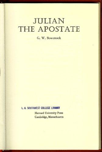 9780674488816: Julian the Apostate
