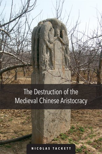 9780674492059: The Destruction of the Medieval Chinese Aristocracy (Harvard-Yenching Institute Monograph Series)