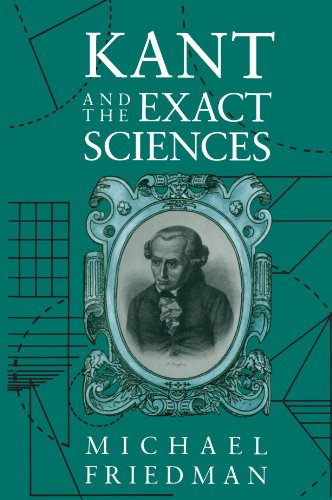 9780674500365: Kant and the Exact Sciences