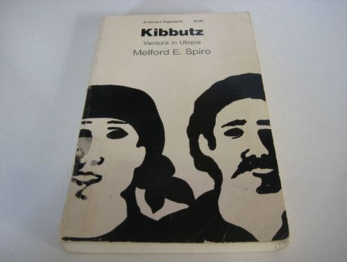 9780674503311: Kibbutz: Venture in Utopia