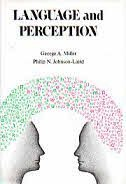 9780674509474: Miller: Language Perception
