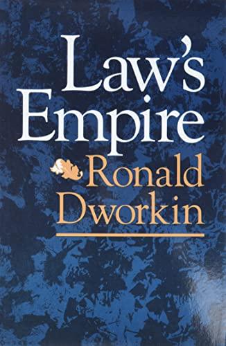 9780674518360: Law's Empire