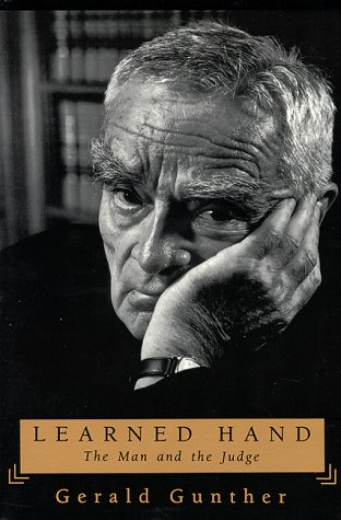 9780674518803: Learned Hand: The Man and the Judge