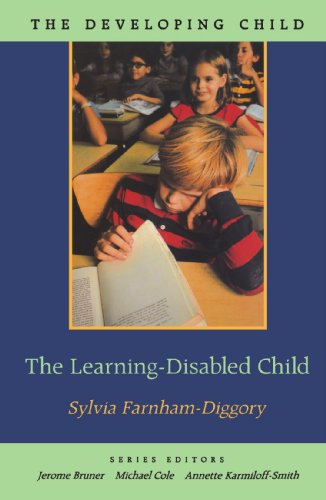 The Learning-Disabled Child. 2nd Edition.: Farnham-Diggory, Sylvia