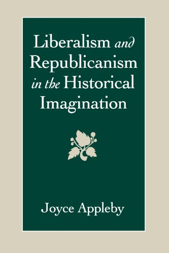9780674530133: Liberalism and Republicanism in the Historical Imagination (Linguistics; 26)