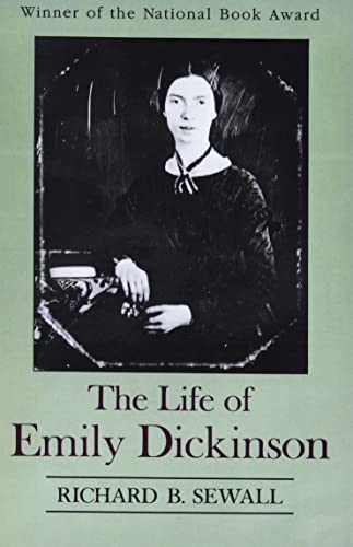 9780674530805: The Life of Emily Dickinson (Hors Catalogue)