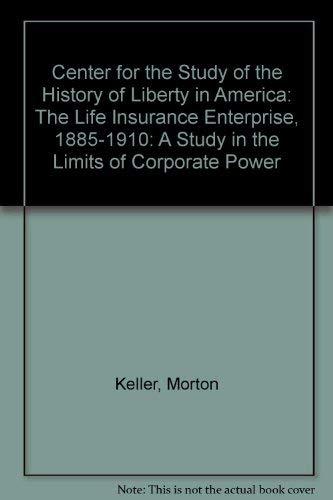 Center for the Study of the History: Keller, Morton