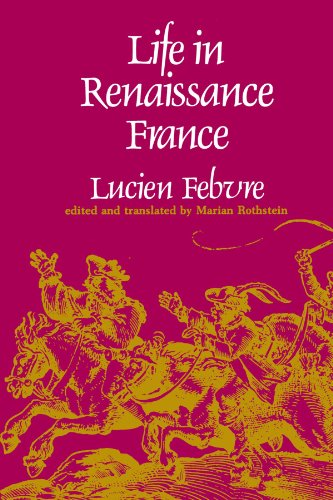 9780674531802: Life in Renaissance France