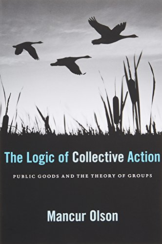 9780674537514: Logic of Collective Action: Public Goods and the Theory of Groups