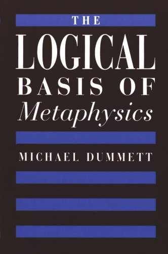 9780674537866: The Logical Basis of Metaphysics (The William James Lectures)