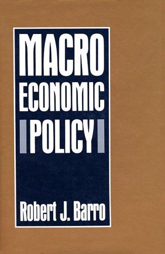9780674540804: Macroeconomic Policy