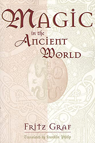 9780674541535: Magic in the Ancient World