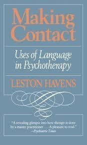 9780674543157: Making Contact: Uses of Language in Psychotherapy