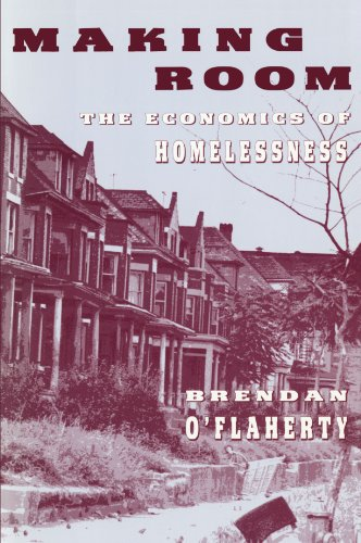 9780674543430: Making Room: The Economics of Homelessness