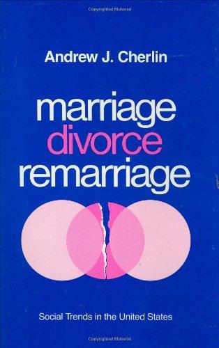 9780674550803: Marriage, Divorce, Remarriage