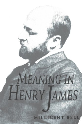 9780674557635: Meaning in Henry James