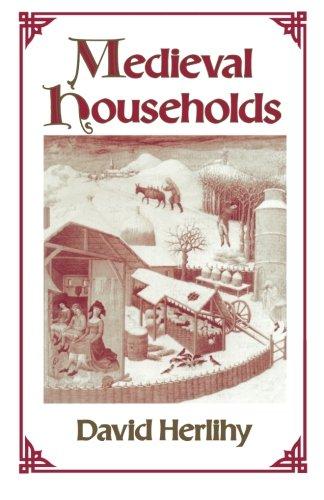 9780674563766: Medieval Households (Studies in Cultural History)