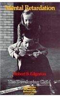9780674568860: Edgerton: Mental Retardation (Paper) (Developing Child)