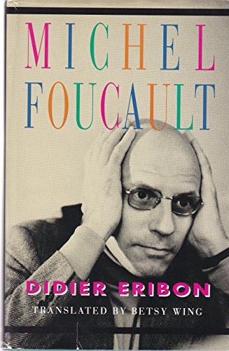 9780674572874: Michel Foucault