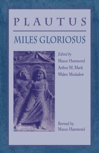 9780674574373: Miles Gloriosus