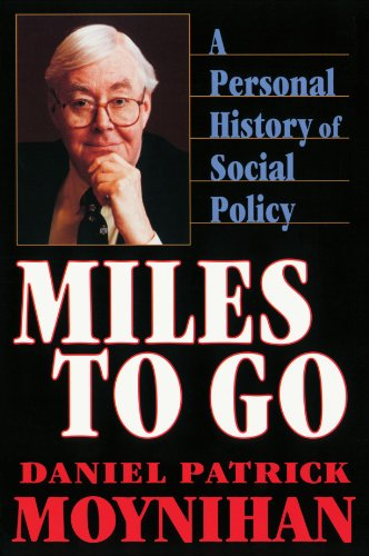 9780674574410: Miles to Go: A Personal History of Social Policy