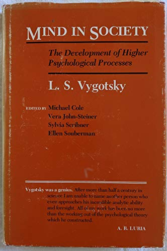 9780674576285: Mind in Society: Development of Higher Psychological Processes