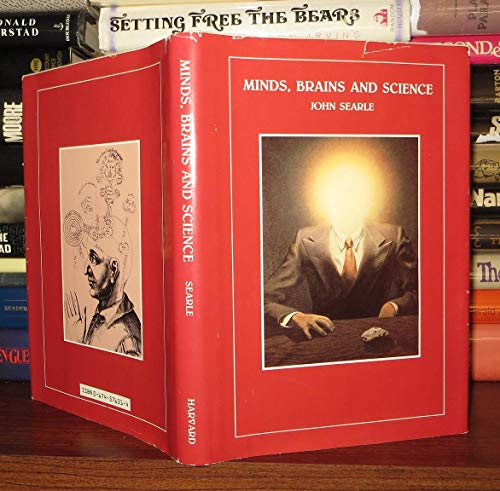 9780674576315: Searle: Minds Brains & Science (Cloth) (The 1984 Reith lectures)