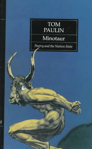 9780674576377: Minotaur: Poetry and the Nation State (Convergences: Inventories of the Present)