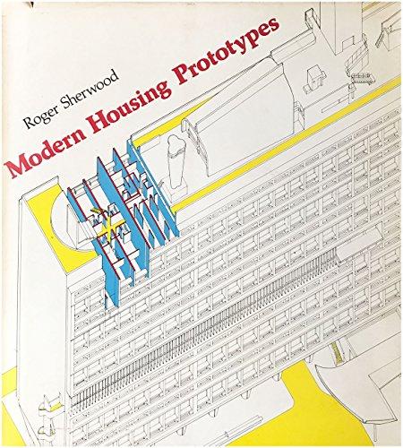 9780674579415: Modern Housing Prototypes
