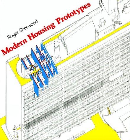 9780674579422: Modern Housing Prototypes