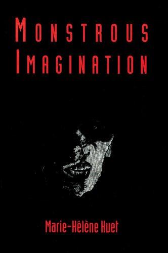 9780674586499: Monstrous Imagination